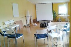 Seminarraum im Yogahaus